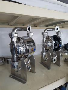 ofswg--51不锈钢气动隔膜泵