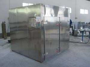 WJ-M-Z正壓脈動臭氧滅菌箱