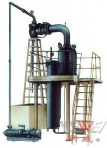 NS外循環濃縮鍋/盤管型濃縮鍋價格:外盤管反應鍋