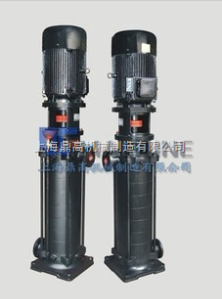 150GDL160-20*7DL單吸多級管道高層給水離心泵