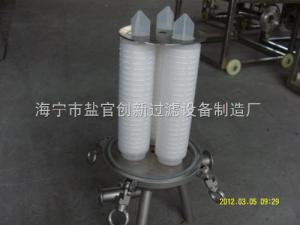 T-3芯三芯滤芯过滤器