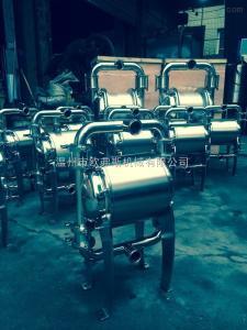 ofswg-38不锈钢气动隔膜泵