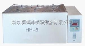恒溫水浴鍋 HH-6恒溫水浴鍋