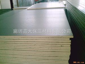 聚氨酯外墻保溫板