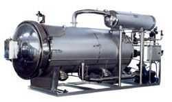噴淋式高壓殺菌鍋