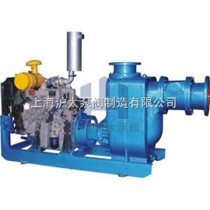 XBC型柴油機式自吸排污泵