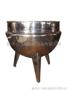 蒸汽固定式夹层锅