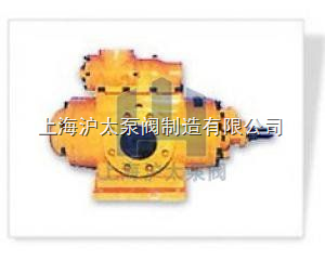 SNH卧式三螺杆泵