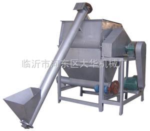 臥式雙軸雙槳葉化工攪拌機