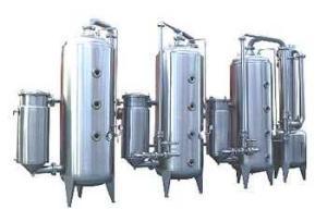 三效多级蒸发浓缩器