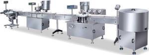 YGR-□C(D)大装量液体灌装生产联动线