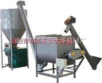 干粉攪拌計量包裝生產線(自動化)