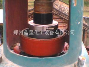 搪瓷搅拌器 密封 放料阀