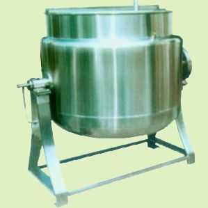 ZF系列可倾式夹层锅