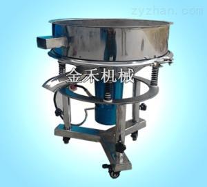 噪音小的振动筛 高频震动筛分设备 密封效果好的振动筛