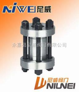 H72Y對夾式高壓止回閥