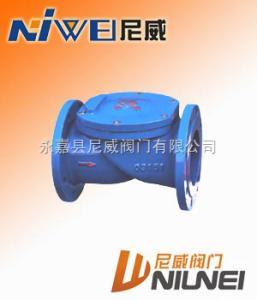 HC44X(SFCV)橡胶瓣止回阀
