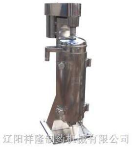 GQ75GQ75澄清型管式分离机/油水分离机/辽阳离心机