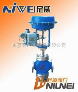 ZJHQ、ZJHX氣動薄膜三通調節閥