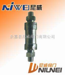 HF-4高壓乙炔阻火器