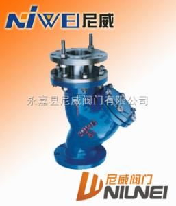 YSTF(Y型)拉桿伸縮過濾器