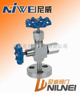 J49H壓力計針型閥