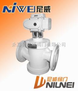SM-C動態平衡電動調節閥
