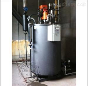LSS0.3-0.8-Y/Q夹层锅、反应釜配套300kg全自动液晶显示燃油/燃气蒸汽锅炉