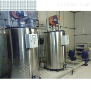 YN-2 不銹鋼燃油/燃氣熱水鍋爐--產熱量25萬大卡/h