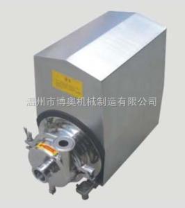 BOSP博奧衛生級奶泵