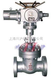 Z961Y電動高壓閘閥