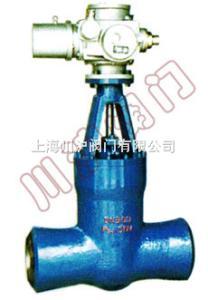 Z961H電動焊接閘閥