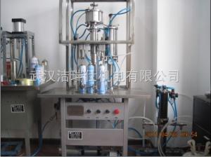CJXH-1600B-自动化气雾剂灌装设备