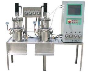 BMR系列多聯組合式發酵罐/生物反應器:實驗用發酵罐