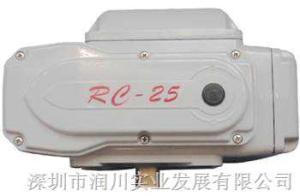 RC-25閥門電動執行器