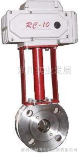 DN15-300電動硬密封球閥,比例積分調節閥