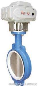 DN50-600電動硬密封蝶閥;比例積分調節閥