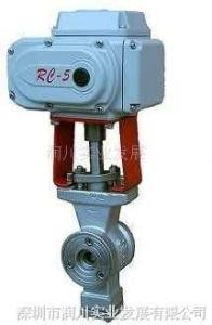 DN15-200電動V型球閥,電動閥門,電動調節閥