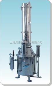 TZ系列不銹鋼塔式蒸汽重蒸餾水器