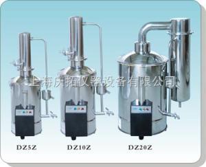 DZ系列不銹鋼電熱蒸餾水器(斷水控制型)