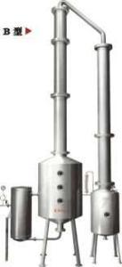 DJN-500~1500(B)型多功能酒精回收浓缩器(Z佳单效浓缩器)