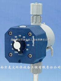 普羅名特計量泵-氣動計量泵