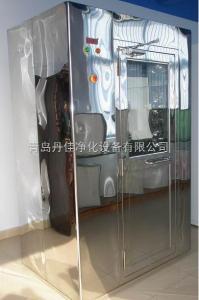 dj-2f青州風淋室 不銹鋼碗側吹風淋室 不銹鋼風淋室