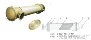 列管冷凝器