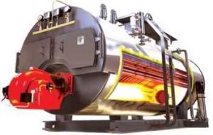 WNS系列燃油鍋爐