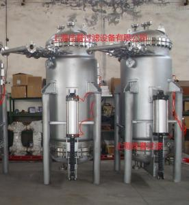 PA/PE燒結管保溫過濾器