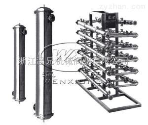 列管式换热器、套管式换热器