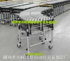 伸縮式輸送機,福來輪伸縮機,輥筒伸縮機,皮帶伸縮機