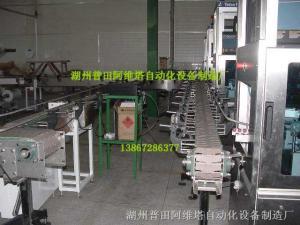 链板输送机,链板机,链板输送线,链板流水线