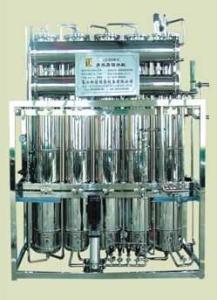 LD型多效蒸鎦水機